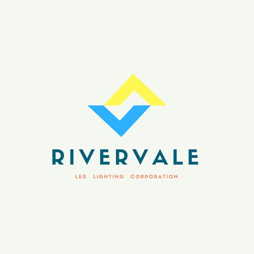 Rivervale LED Logo